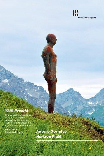 Antony Gormley Horizon Field KUB Projekt