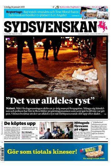 rabatt - Sydsvenskan