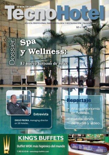 ssier y Wellness: - Peldaño