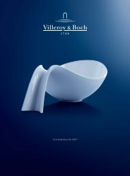 Geschäftsbericht 2007 - Villeroy & Boch
