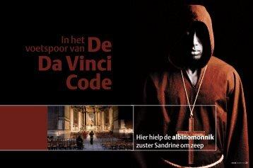In het voetspoor van De Da Vinci Code (R01-2005) - REIZEN ...