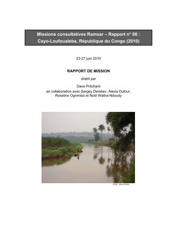 French - Ramsar Convention on Wetlands