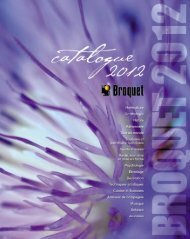 Catalogue printemps (21 MO) - Broquet