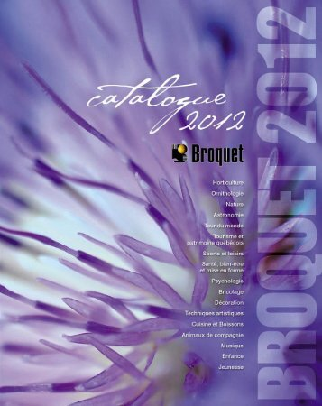 Catalogue printemps (21 MO) - Broquet