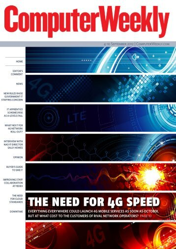 the need for 4g speed