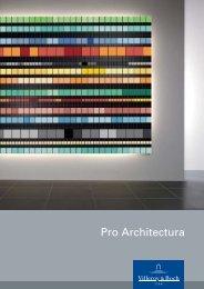 Pro Architectura - Villeroy & Boch