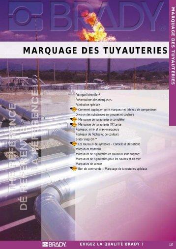 MARQUAGE DES TUYAUTERIES - Welcome to tec.btb4you.com!