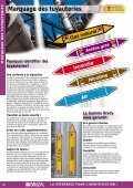 MARQUAGE DES TUYAUTERIES - Welcome to tec.btb4you.com! - Page 2