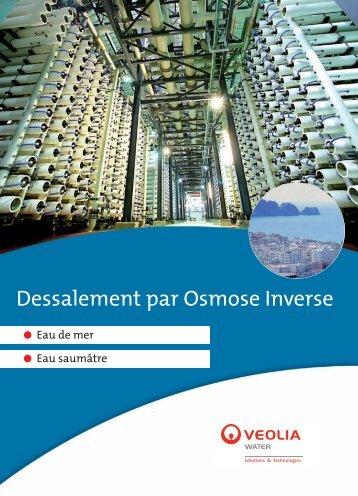 Dessalement par Osmose Inverse - Veolia Eau Solutions ...