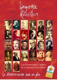 Les Personnages Célèbres du Languedoc-Roussillon