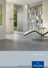 West Coast - Villeroy & Boch