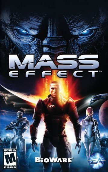 Mass Effect Manuals - PC - Help - Electronic Arts
