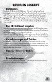 BEDIENUNGSANLEITUNG - Steam - Page 5
