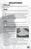 BEDIENUNGSANLEITUNG - Steam - Page 7