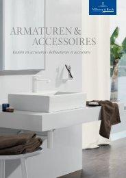 ArMAturen& ACCeSSoireS - Villeroy & Boch