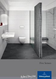 Five Senses - Villeroy & Boch