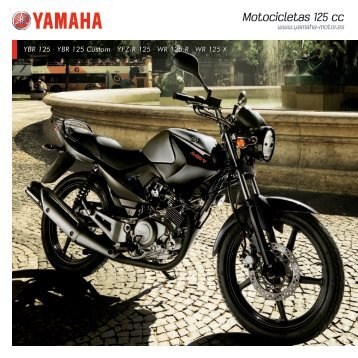 Motocicletas 125 cc - Yamaha Motor Europe