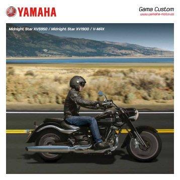 Especificaciones - Yamaha Motor Europe