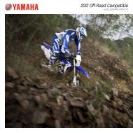 2012 Off-Road Competitie - Yamaha Motor Europe