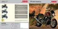 BT1100 Bulldog - Yamaha Motor Europe