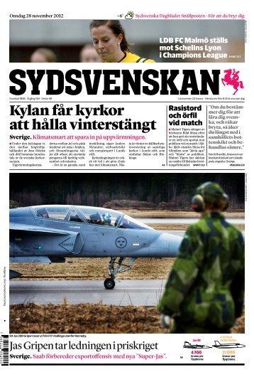 40% - Sydsvenskan