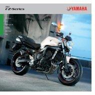 1379313 YMENV FZ Series Brochure_060912.indd - Yamaha Motor ...