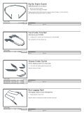 XV1900A Midnight Star Accessories Overview - Yamaha Motor Europe - Page 3