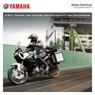 Gama Aventura - Yamaha Motor Europe