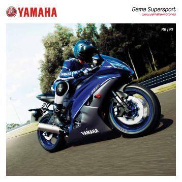 Gama Supersport - Yamaha Motor Europe
