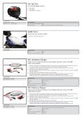Cygnus X Accessories Overview - Yamaha Motor Europe - Page 2