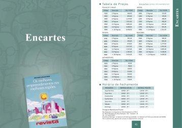 Tabela de Preços Publicidade.P65 - COC - Vila Yara - 1