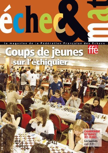 MEP E&M juin 2005 - Fédération Française des Échecs