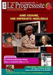 AIMÉ CESAIRE, UNE EMPREINTE INDÉLÉBILE - PPM – Parti ...