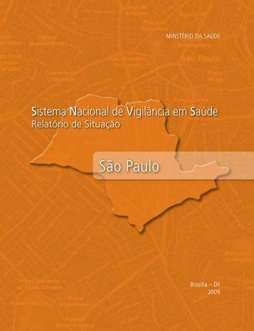 São Paulo - Ministério da Saúde