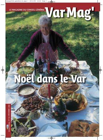 Téléchargez le n° 153 (décembre 2009) - Conseil Général du Var