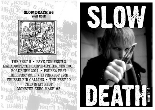 SLOW DEATH #6 avril 2012