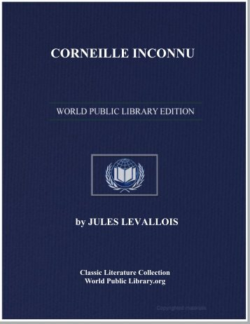 CORNEILLE INCONNU - World eBook Library