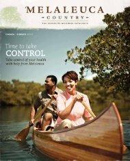 Melaleuca Country Catalog - Summer 2012