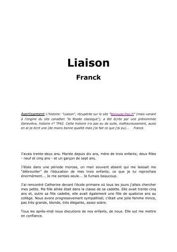 franck liaisonx - Rêves de femme