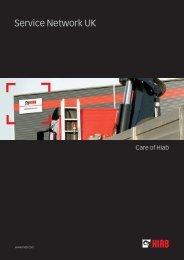 Service Network UK - Hiab