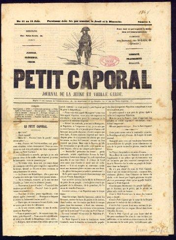 15 au 18 juin 1848 - Archives municipales de Nantes