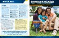 SEGURIDAD DE MELALEUCA