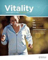 Vitality Weight Loss Guide - Melaleuca
