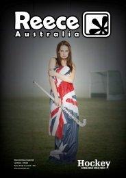 Reece Australia Online Katalog 2013/ 2014 - Hockey Bekleidung