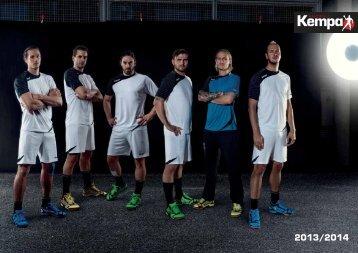 Kempa Online Katalog 2013/2014 - Handball