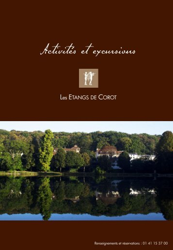 Activités et Excursions - Etangs de Corot