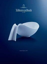 Annual Report 2007 - Villeroy & Boch