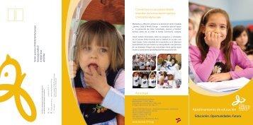 Apadrinamiento de educación - Lyoness