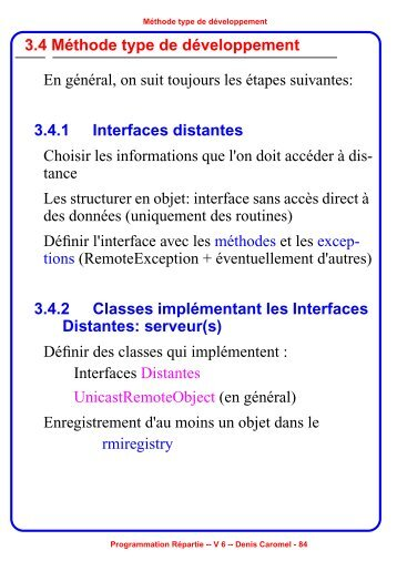 Cours 3