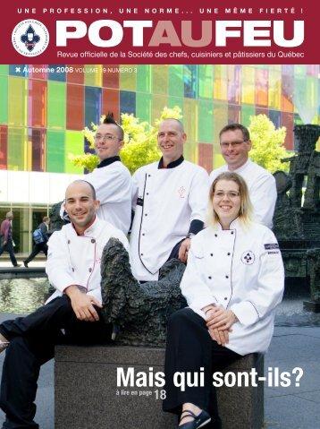 Mais qui sont-ils? - Les Cuisines Leblanc